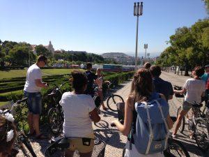 stedentrip met kinderen migusti lissabon