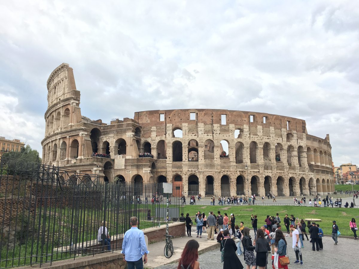 migusti travel Rome