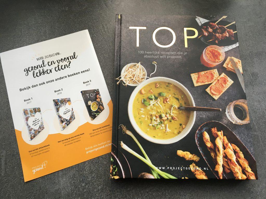 migusti project gezond review top kookboek