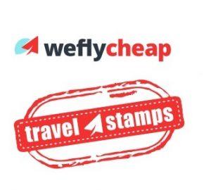 Travelstamp WeFlyCheap migusti taal bloggen