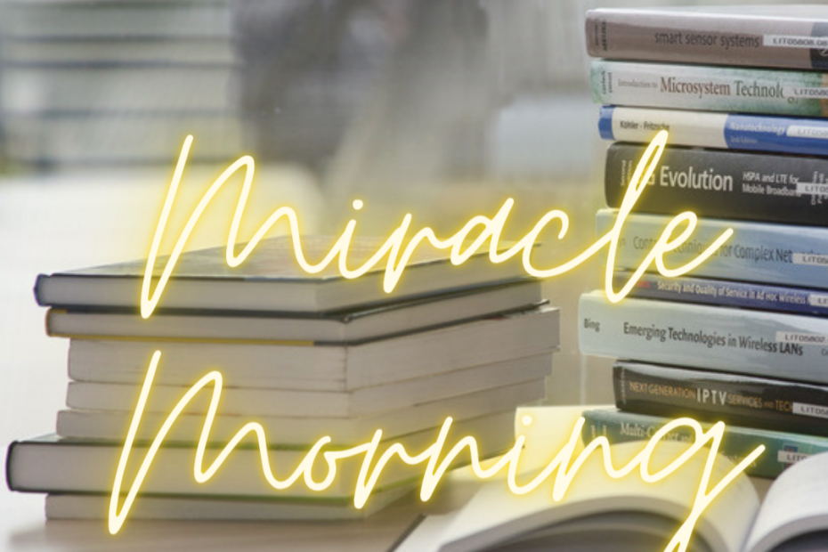 migusti book review miracle morning ochtendroutine