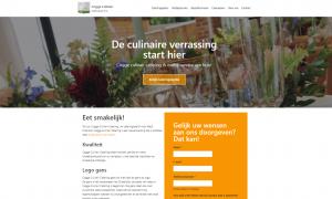 Migusti wordpress website cogge culinair